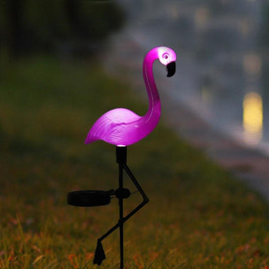 Flamingo Solar Ground Spike Light Outdoor