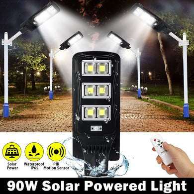 90W Led Solar Street Light