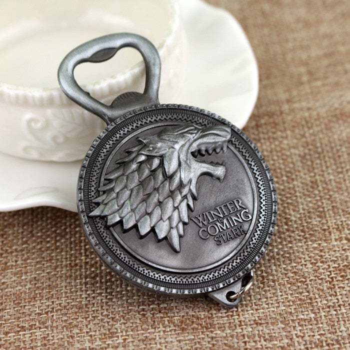 Game Of Thrones Bottle Opener
