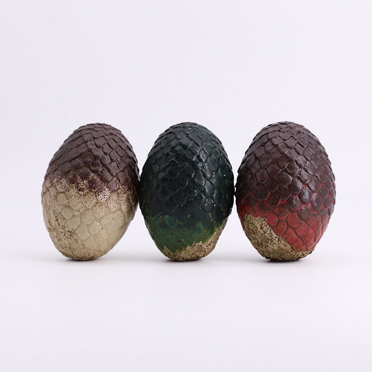 Game Of Thrones Dragon Eggs With Wooden Box