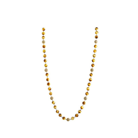 Amora Chain Strand Necklace