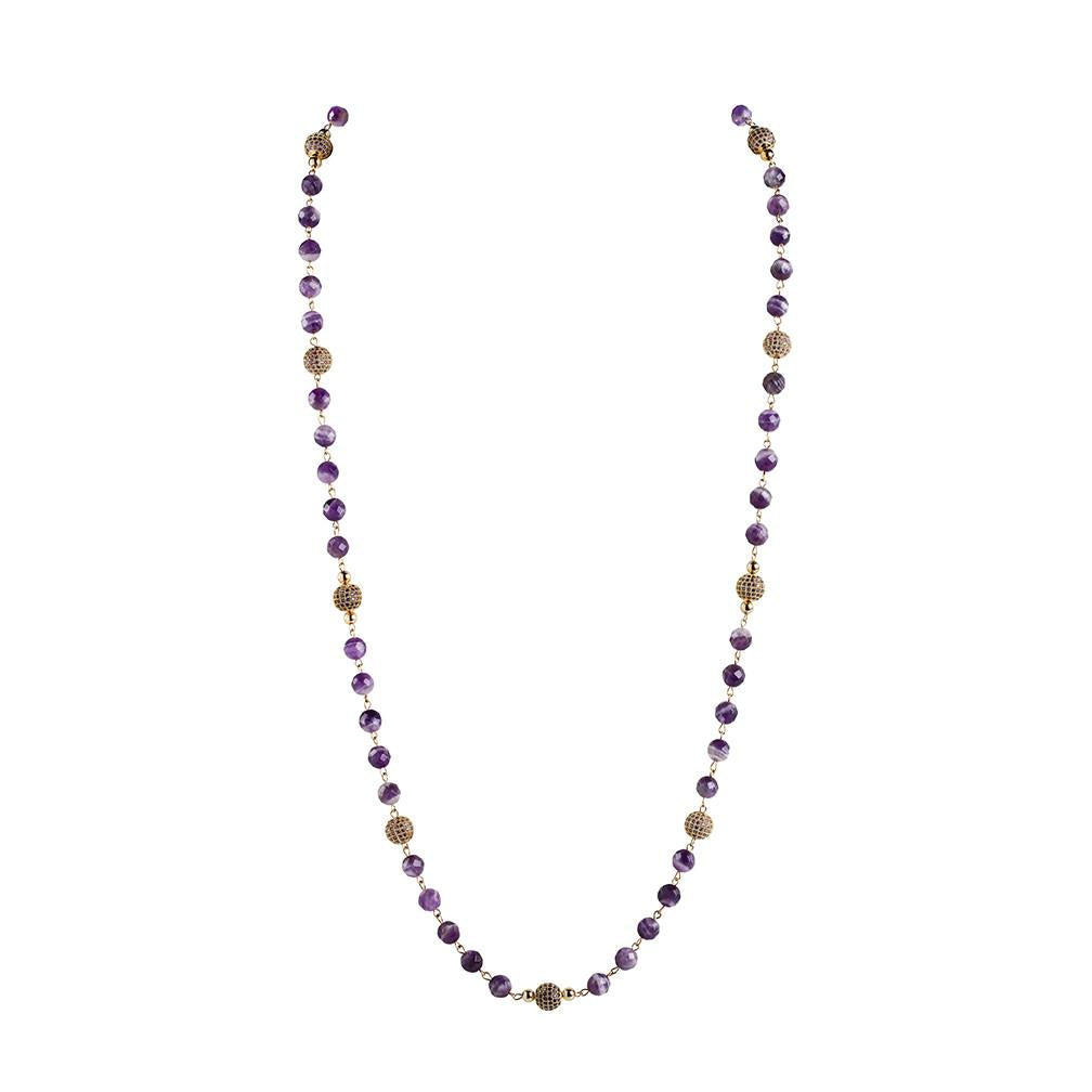 Lealia Chain Strand Necklace