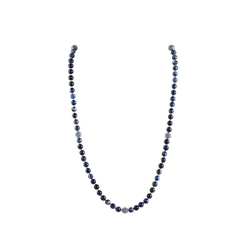 Marlene Knotted Strand Necklace