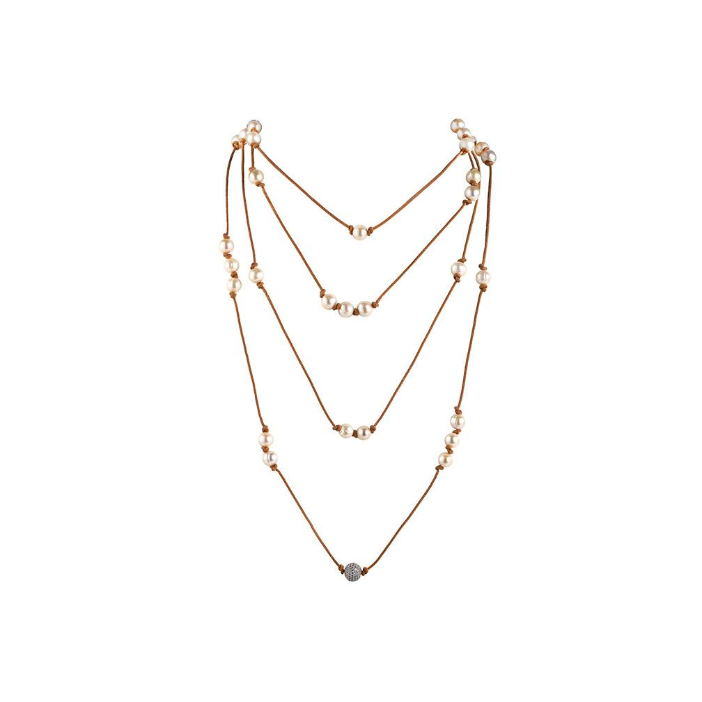 McKenzie Multi Strand Necklace