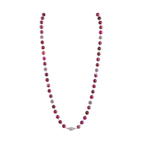 Scarlett Chain Strand Necklace