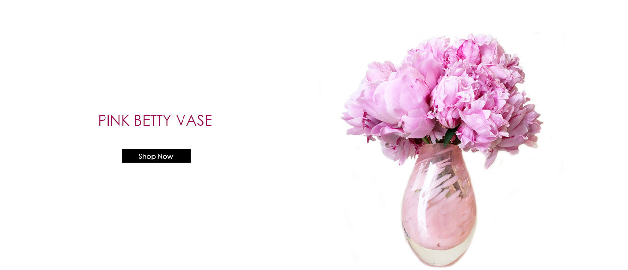 Cheryl Saban Designs Betty Vase