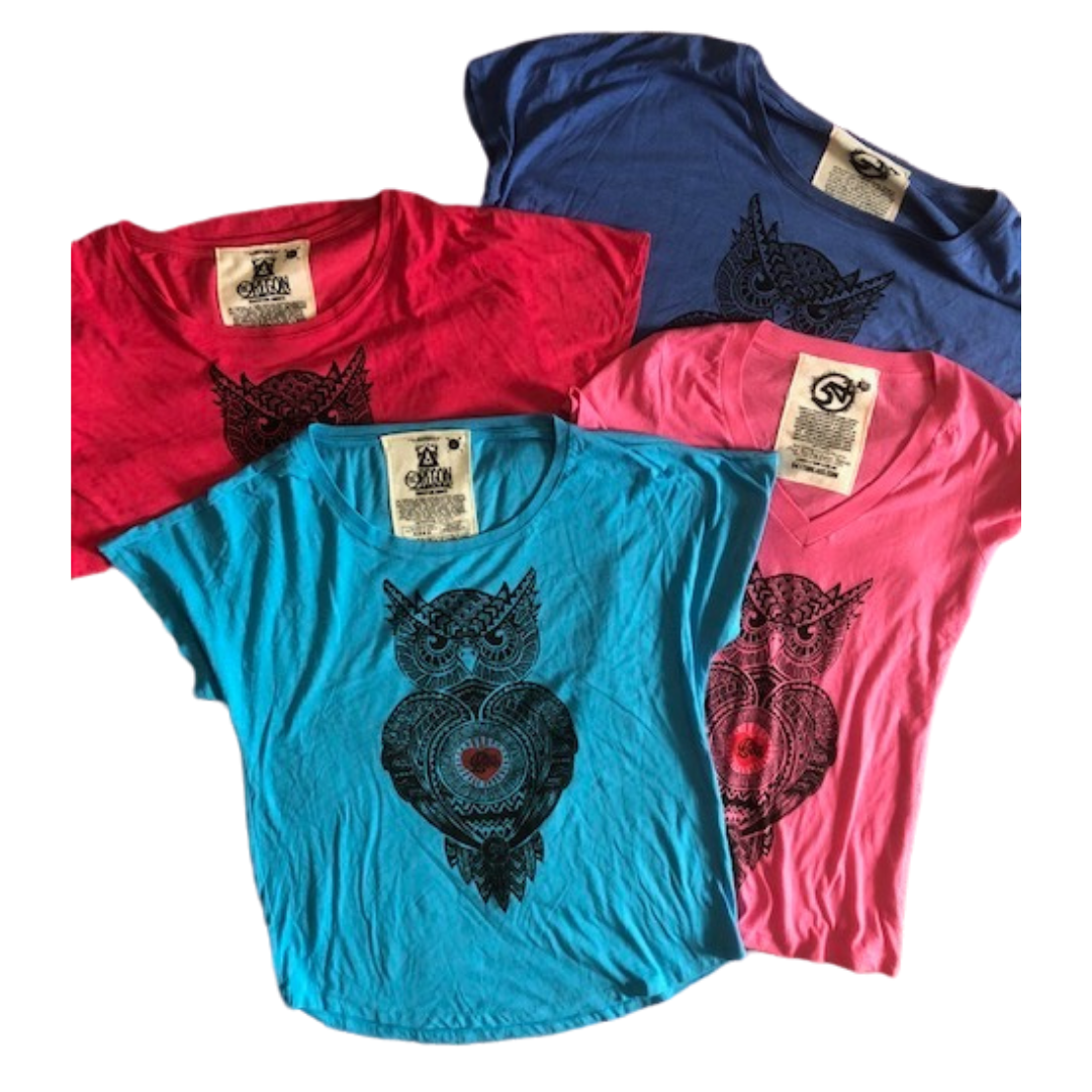 Women's T-Shirt 3 Pack Grab Bag