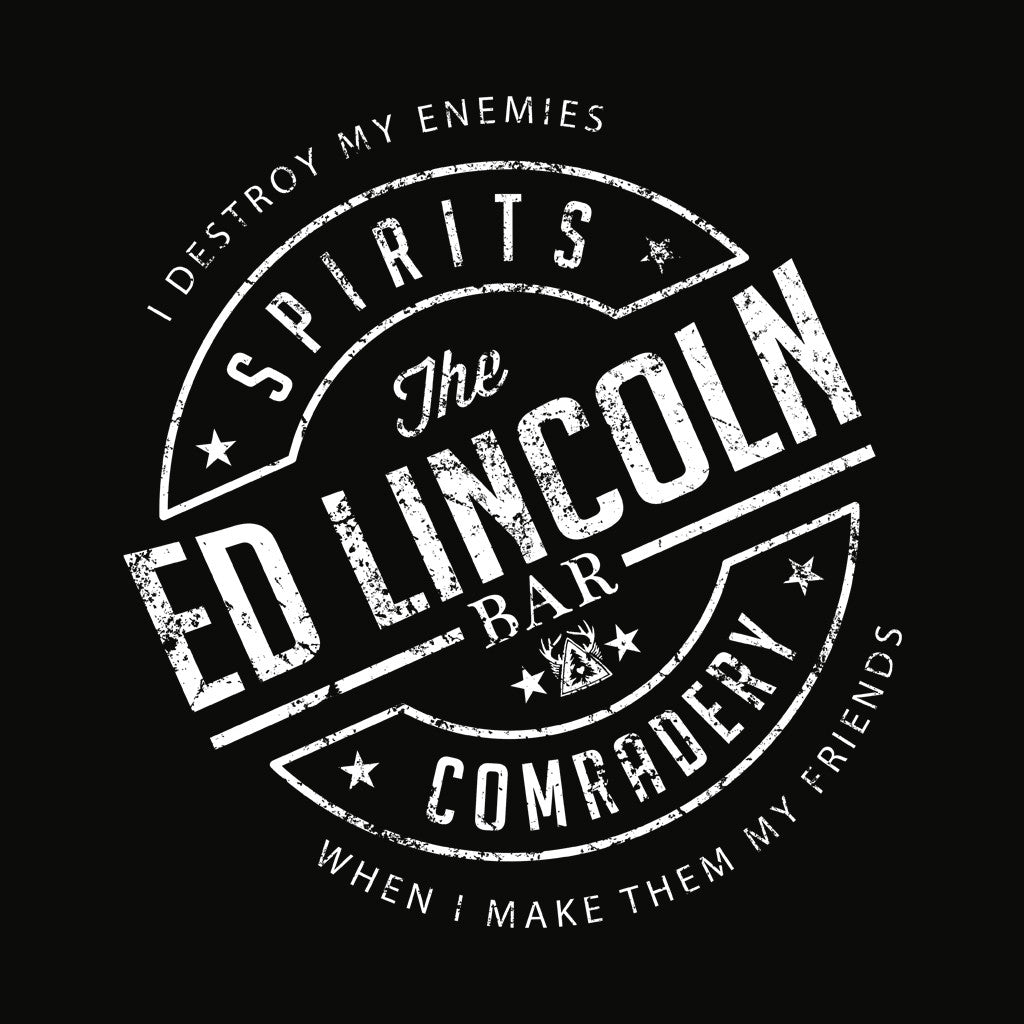Men's Ed Lincoln Bar T-shirt