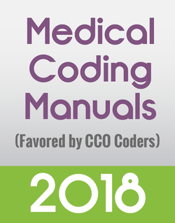 Medical Coding Manuals Favored by CCO Coders