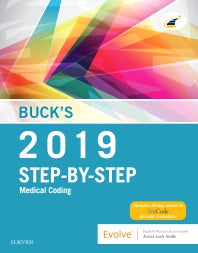 2019 Step-by-Step Medical Coding Textbook