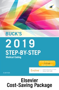 2019 Step-by-Step Medical Coding Text and Workbook Package