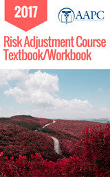 2017 Risk Adjustment Textbook Package (AAPC) *OPTIONAL*