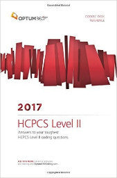 Coders Desk Reference for HCPCS Level II 2017