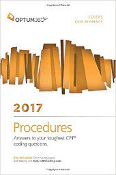 Coders Desk Reference for Procedures 2017