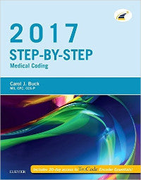 Step-by-Step Medical Coding 2017 Edition