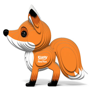 Dodo Model - Red Fox