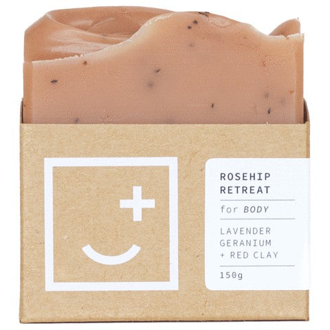 Fair + Square Body Soap - Rosehip Retreat