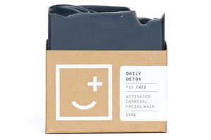 Fair + Square Face Soap - Daily Detox