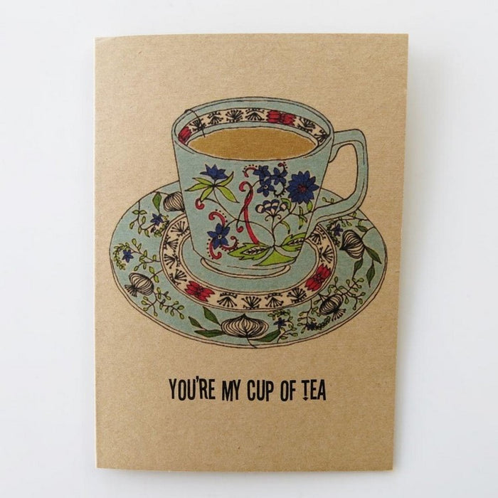 Gift Card - You're my Cup of Tea