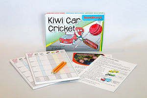Kiwi Car Cricket