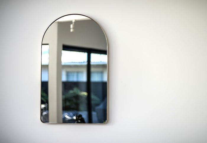 Outline Arch Wall Mirror