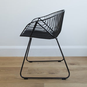 Portobello Wire Chair
