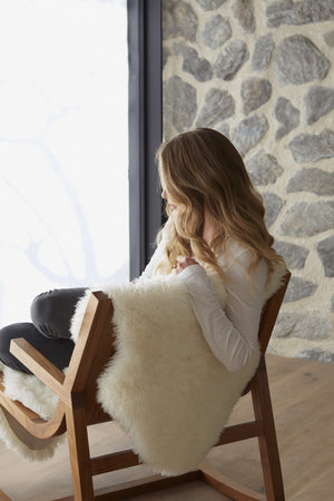 Sheepskin Long Throw