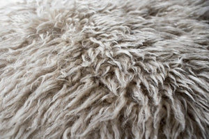 Sheepskin Long Bean Bag