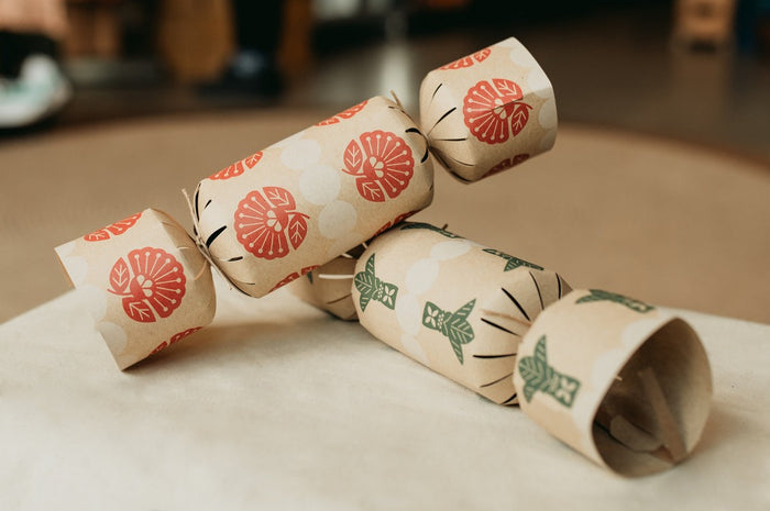 Sustainable Christmas Cracker