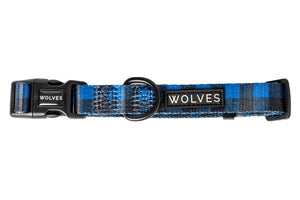 Wolves Dog Collar
