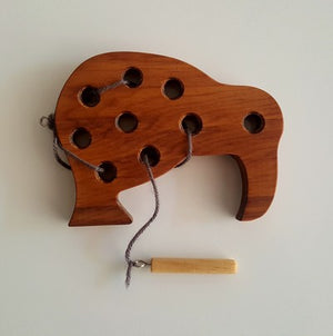 Wooden Kiwi Kids Toy