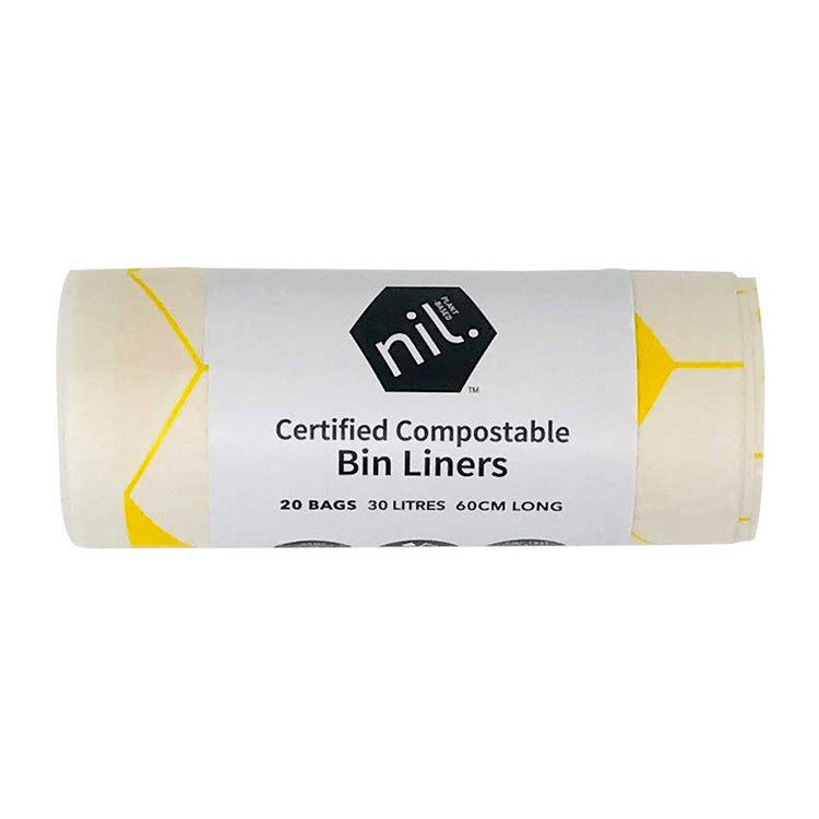 nil. Compostable Bin Liners