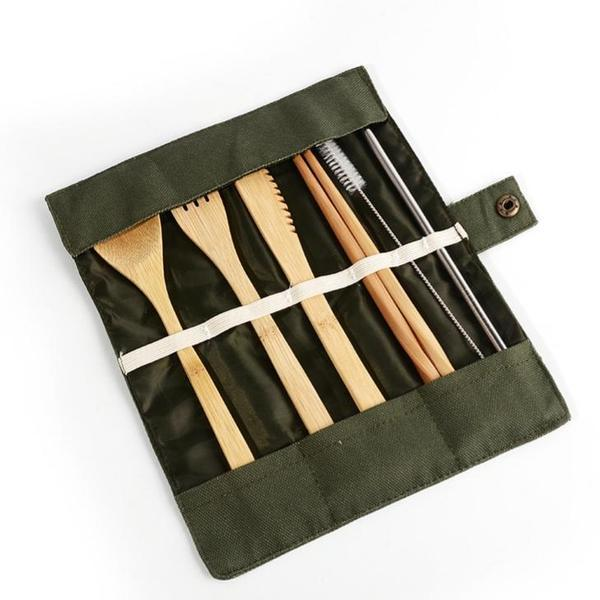 nil. Cutlery Travel Set