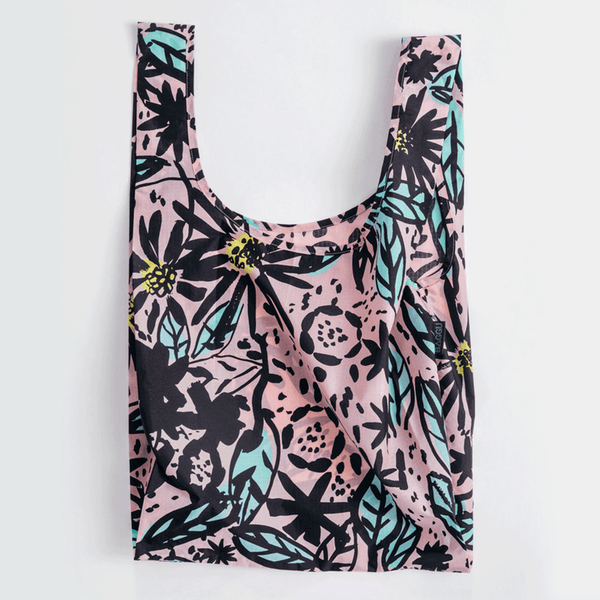 Reusable Tote- Floral