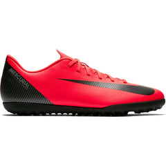 Nike Vapor 12 Club CR7 TF Bright-Crimson