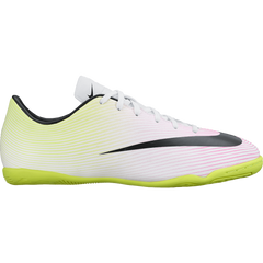 Nike Jr. Mercurial Victory V Ic White/Volt/Total Orange/Black