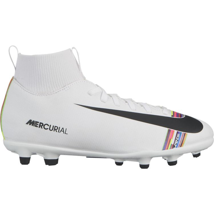 Nike Jr. Superfly 6 Club MG White