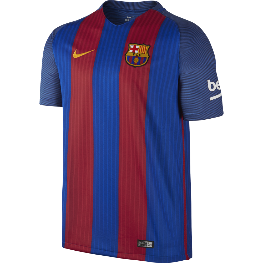 Nike Kids' FC Barcelona Stadium Top