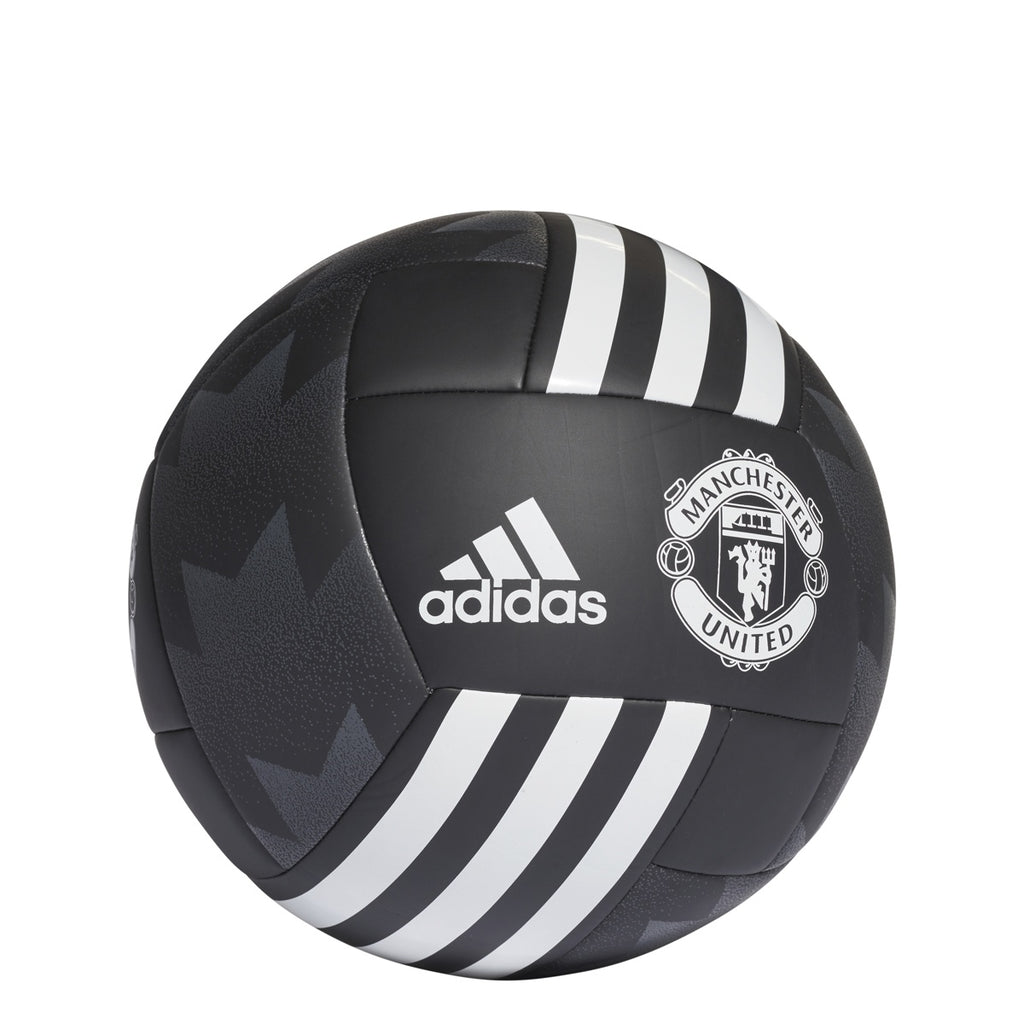 Adidas MUFC FBL Ball Black/White