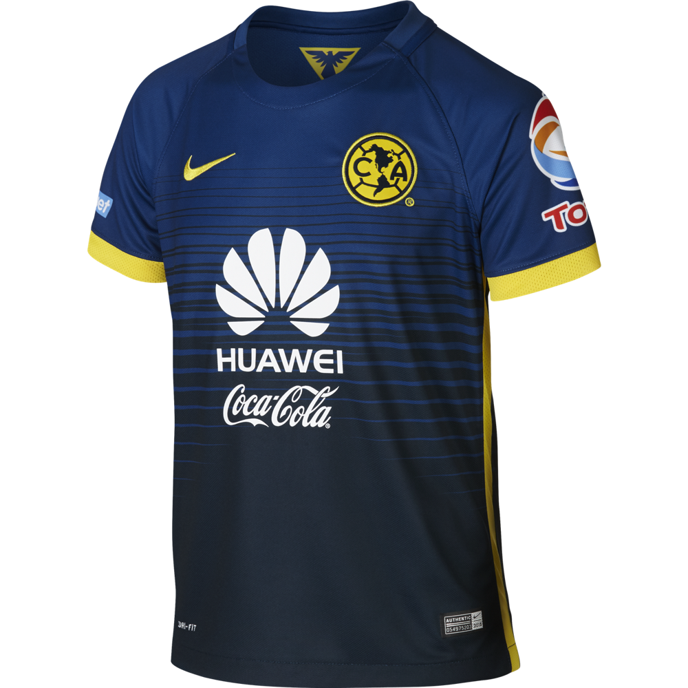 Nike Kids Club America Away Jersey 2015-2016