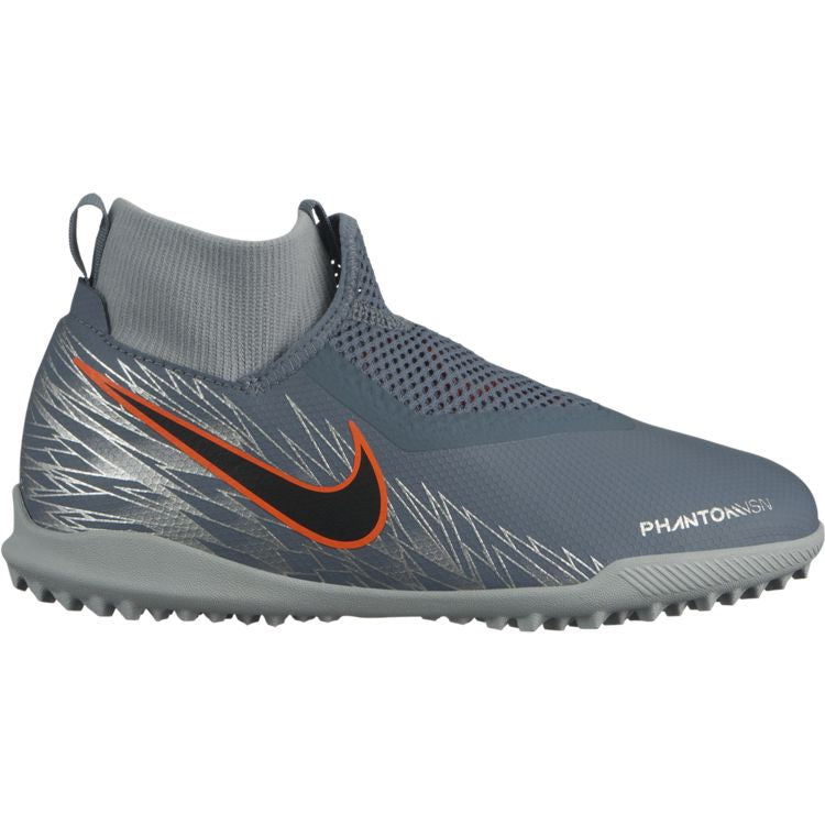 Nike Jr. Phantom Vision Academy Dynamic Fit TF Blue