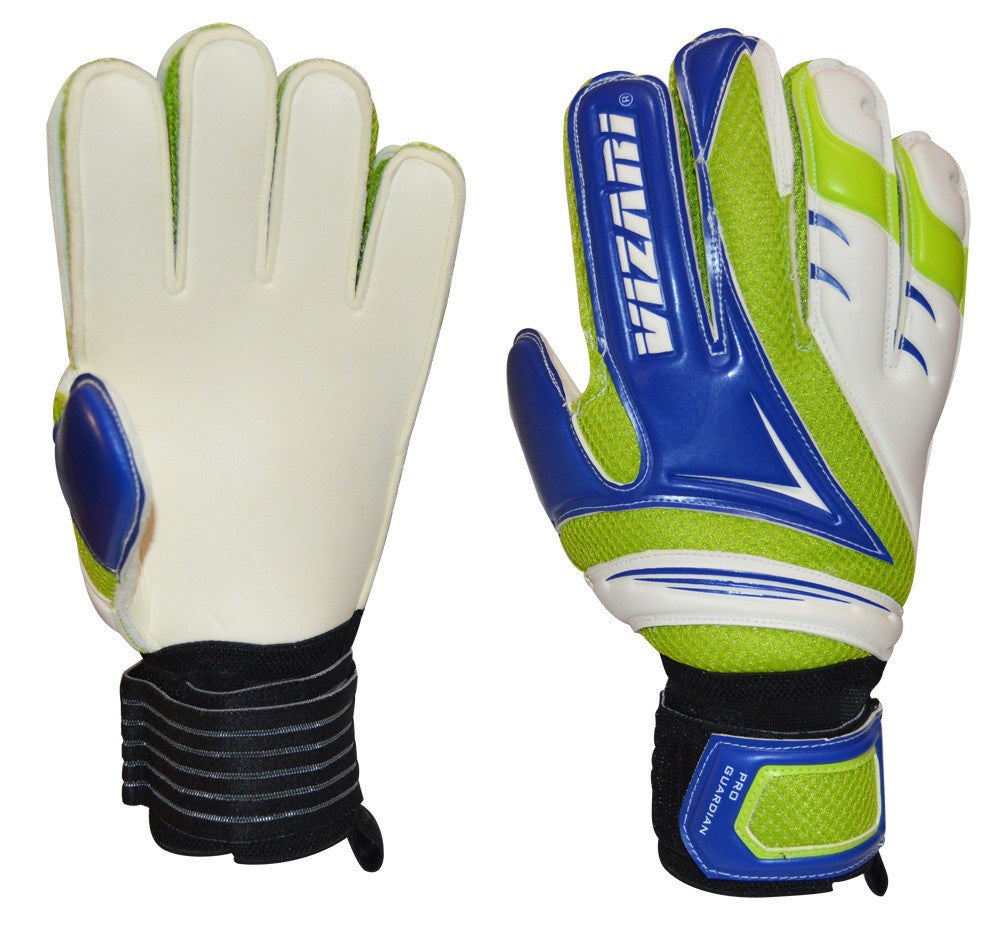 Vizari Pro Guardian F.P. Glove White/Blue