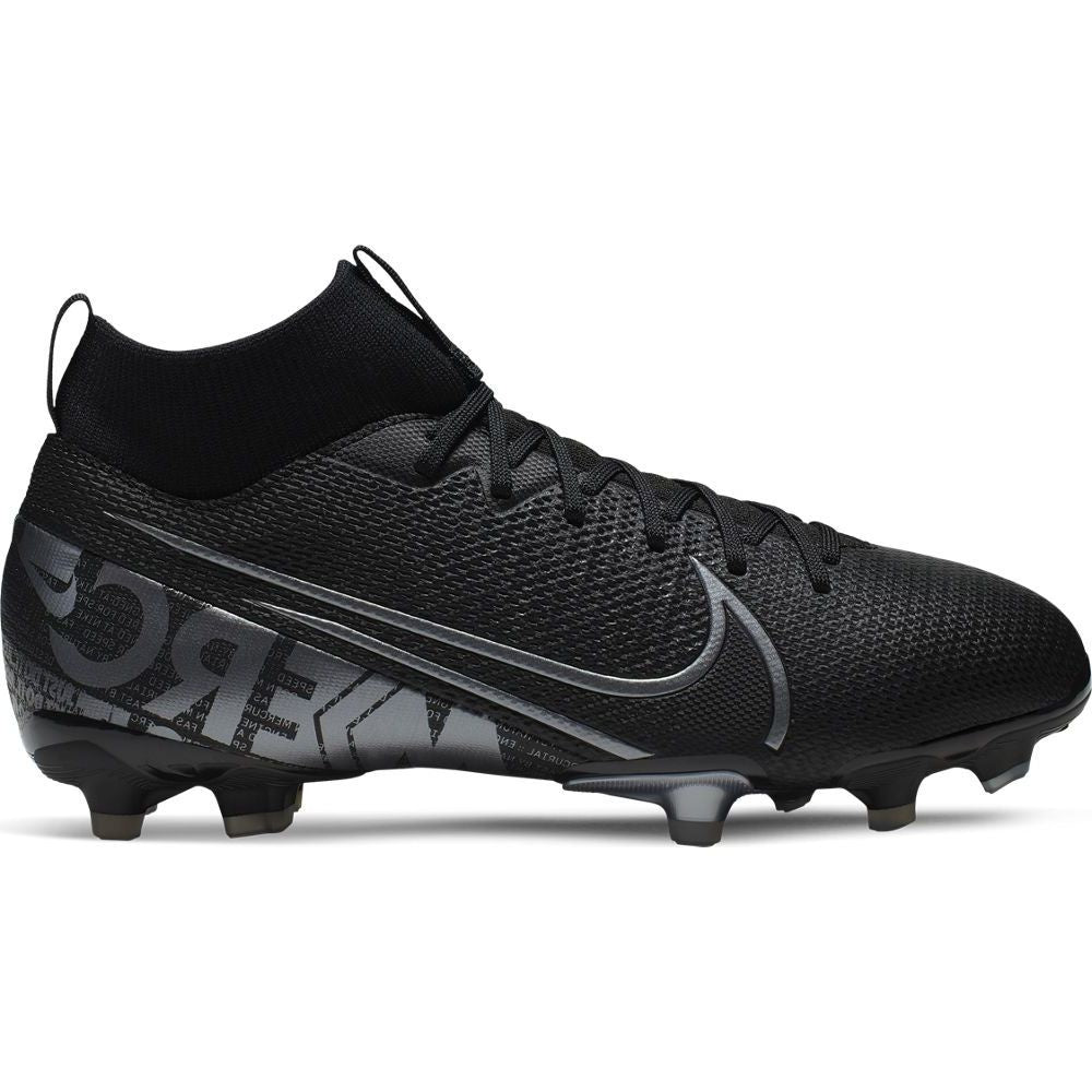Nike Jr. Mercurial Superfly 7 Academy MG Black