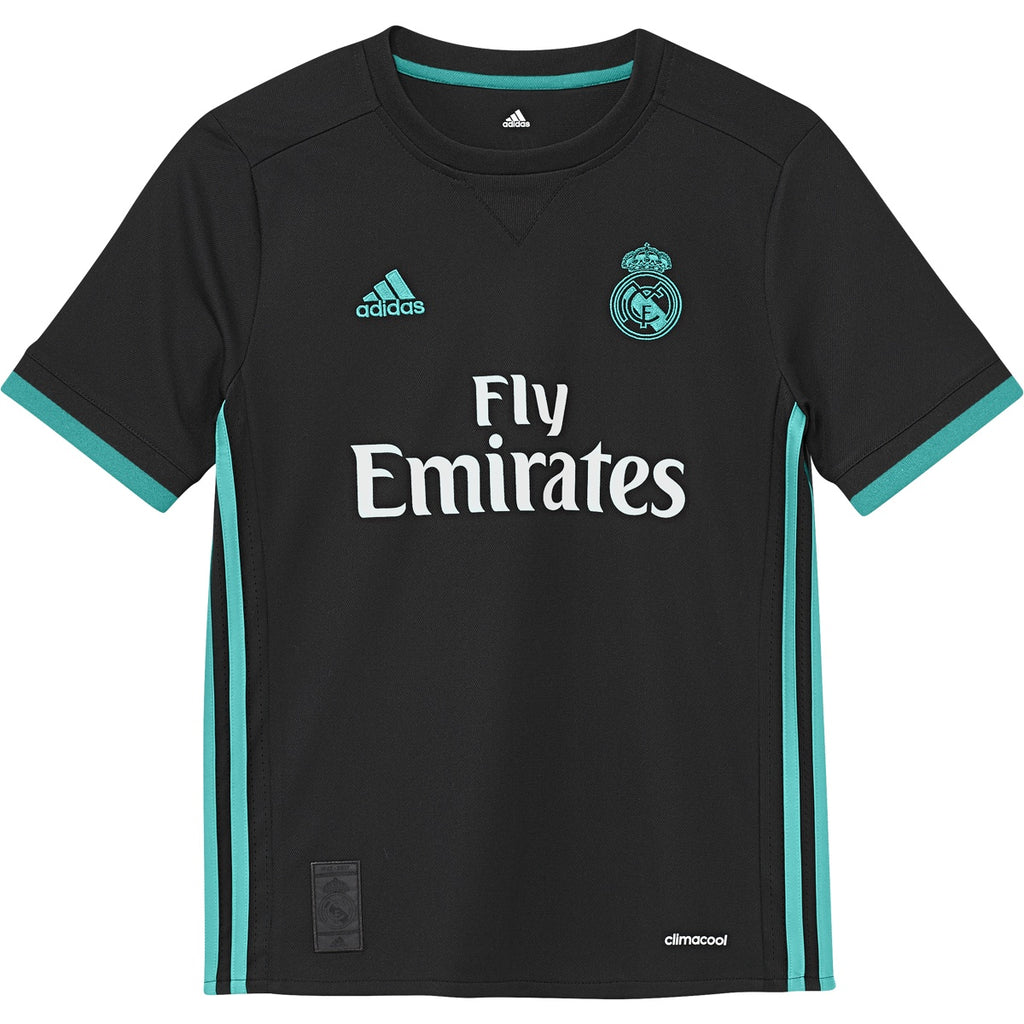 Adidas Jr Jersey Real Madrid Away
