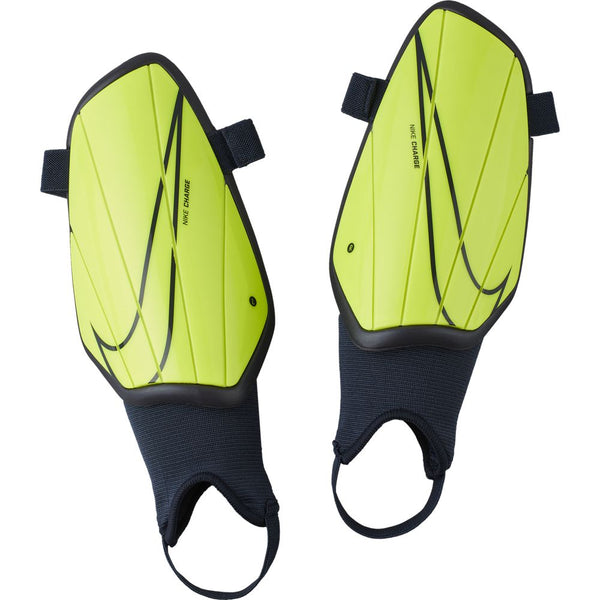 Nike Charge Soccer Shin Guards Volt