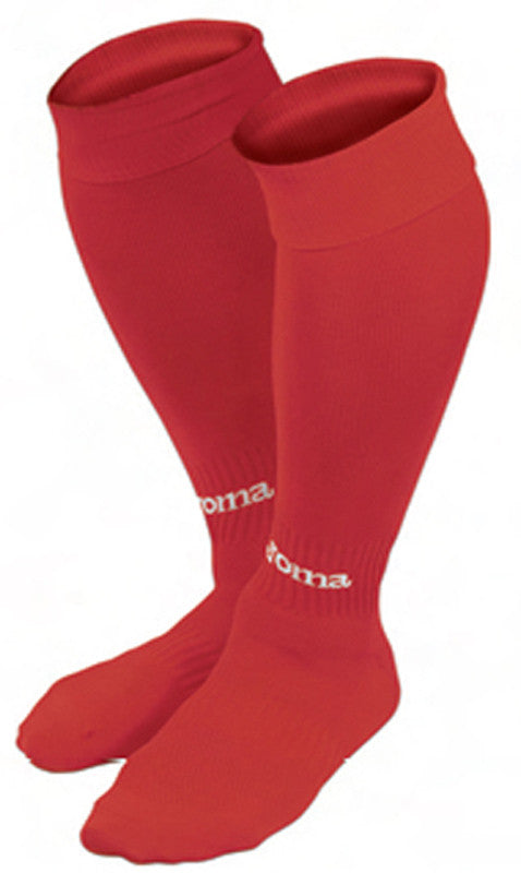 Classic Red Football Socks
