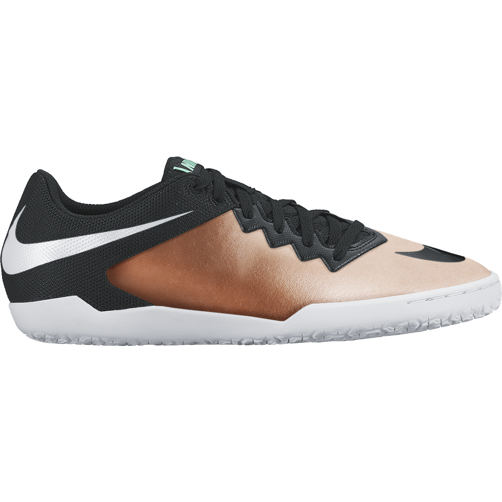 Nike Hypervenomx Pro (Ic) Mtlc Red Bronze/Green Glow/White/Black