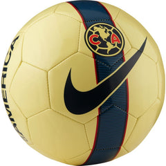 Nike Club America Supporters Football Yellow/Navy