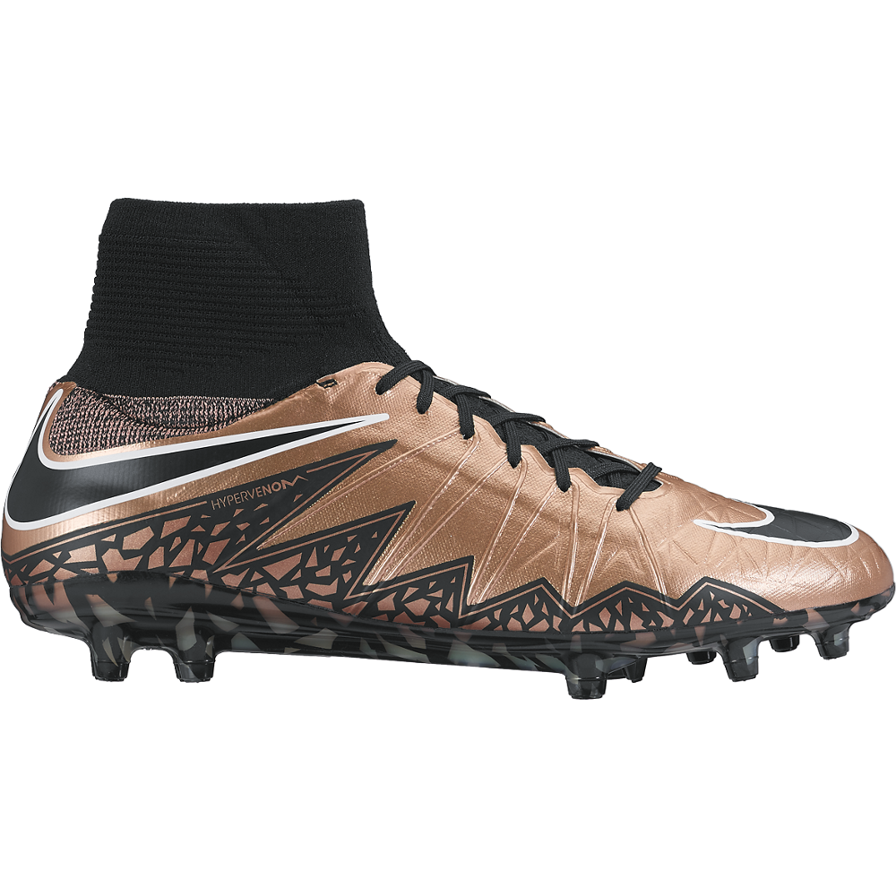 timeless design 6953b d161b Nike Hypervenom Phantom Ii (Fg) Mtlc Red Bronze Green Glow  Black