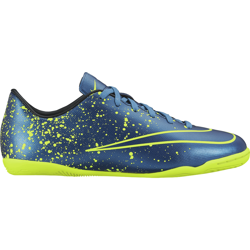 Nike Jr. Mercurial Victory V Ic Squadron Blue/Black//Squadron Blue